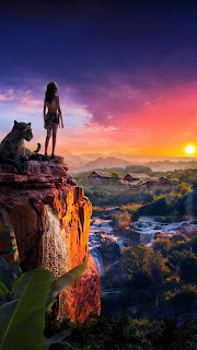 Mowgli Mobile HD Wallpaper