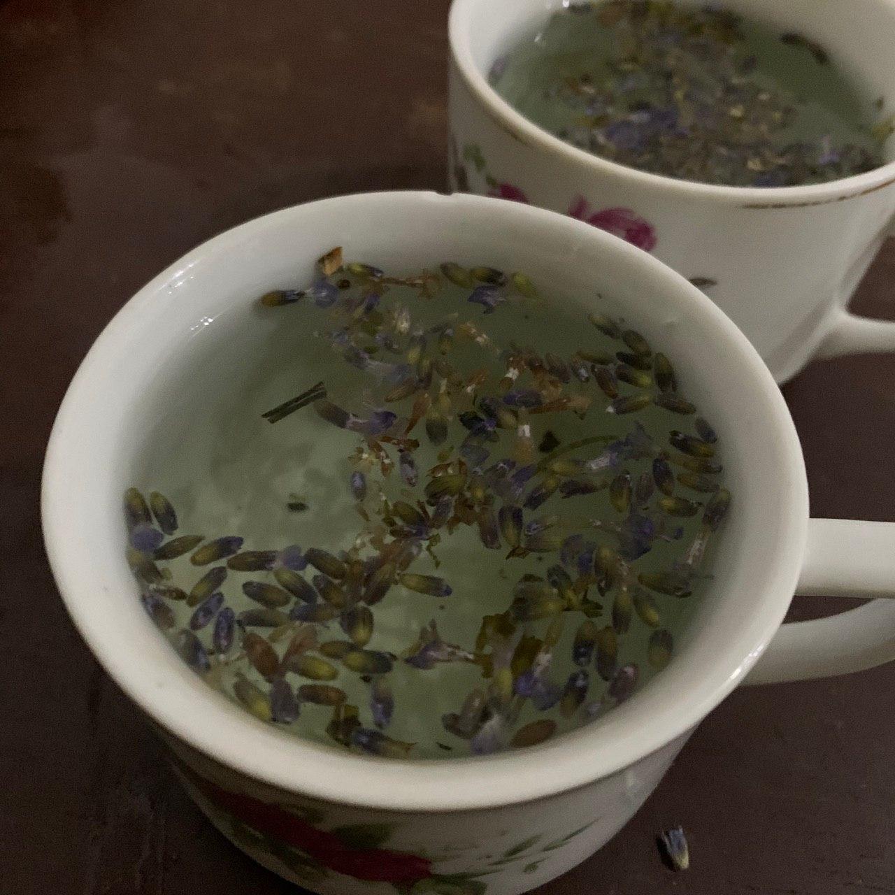 review teh bunga lavender kering prasetyorini dot com