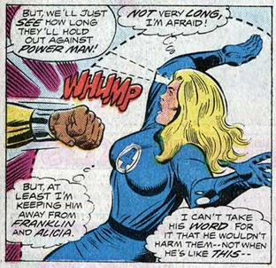 Fantastic Four 169 Invisible Woman