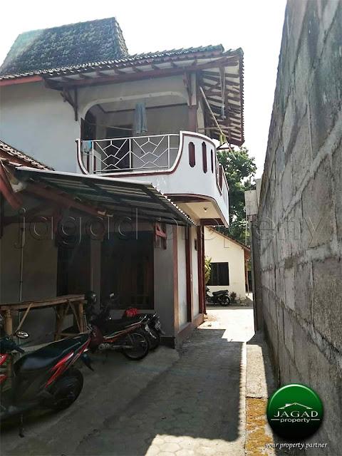 Rumah 2 Lantai jalan Godean Km 5