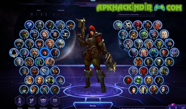 heroes of the storm sistem gereksinimleri