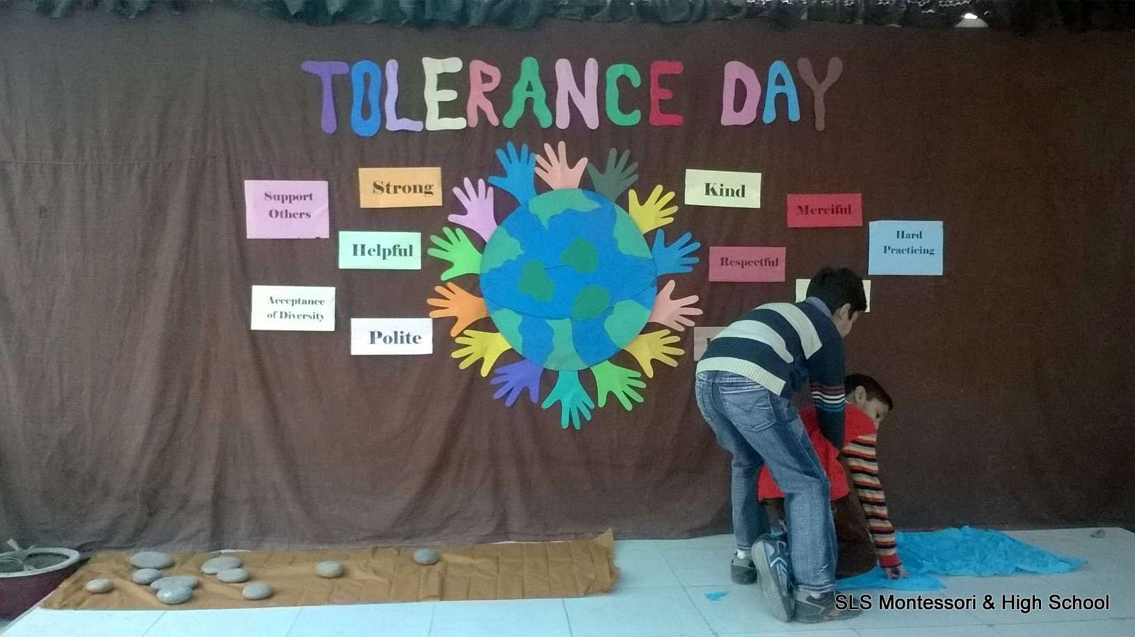 International Day For Tolerance Wishes Lovely Pics