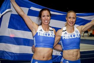 «Πέταξε» η Στεφανίδη στο Ευρωπαϊκό πρωτάθλημα – Άλμα στα 4,70 και πρώτη θέση - Βίντεο