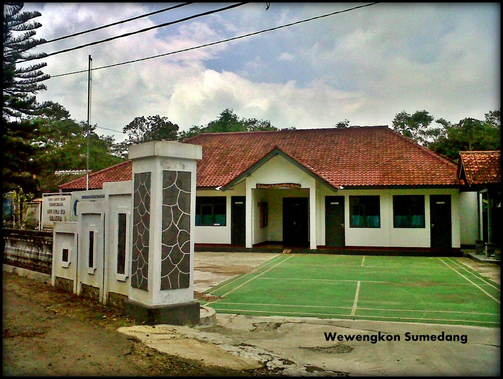 Kantor Desa Galudra, Kab. Sumedang