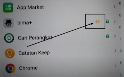 Cara Aman Menyembunyukan Aplikasi di Hp Oppo