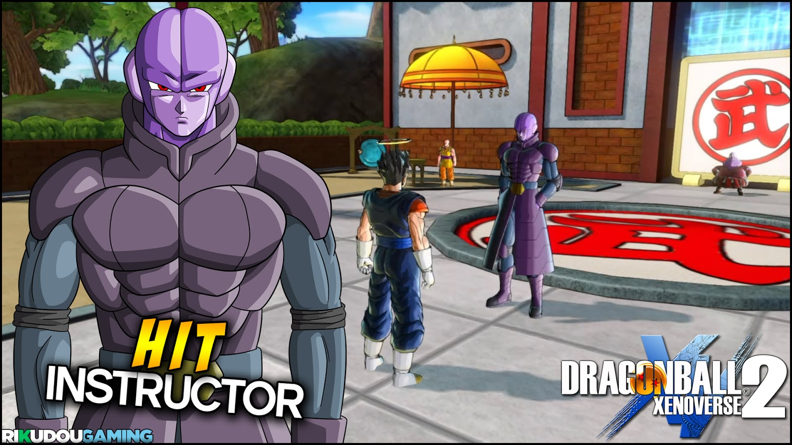 Skin Whis From Dragon Ball Xenoverse