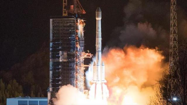 China envía al espacio nuevo satélite de comunicaciones