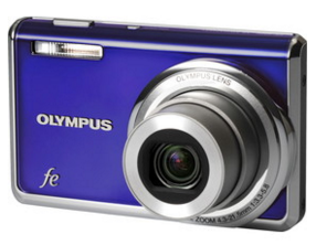 Olympus FE-5020 Specifications and Price