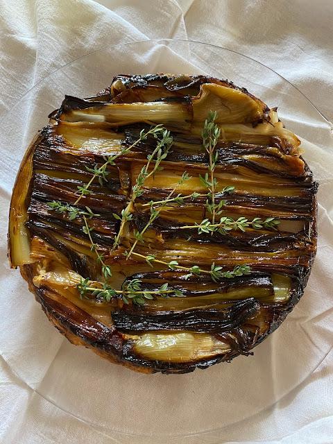finished tart