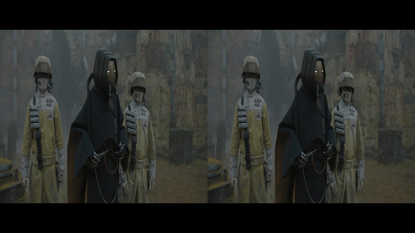 Han Solo: Una historia de Star Wars (2018) 3D SBS Full 1080p Latino-Castellano-Ingles captura 4