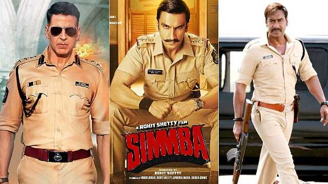 Breaking: Simmba and Singham make an action packed 30 minute appearance in Akshay Kumar's Sooryavanshi