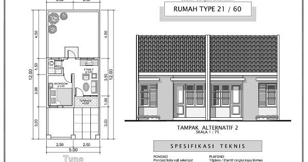 Menghitung Biaya Membangun Rumah Desain Bangunrumah Com