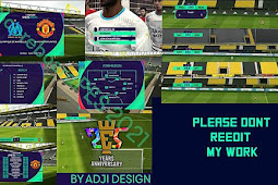 NEW Scoreboard PES 2021 + Replay For - PES 2013
