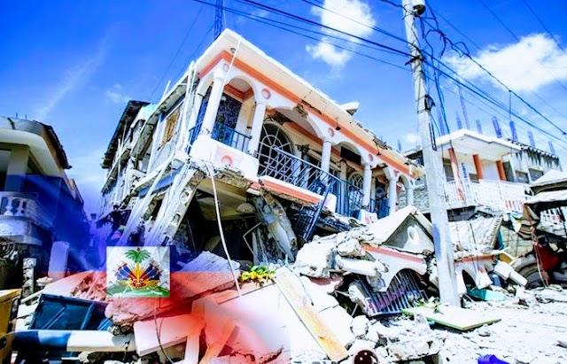 Más de 1.400 fallecidos tras terremoto en Haití