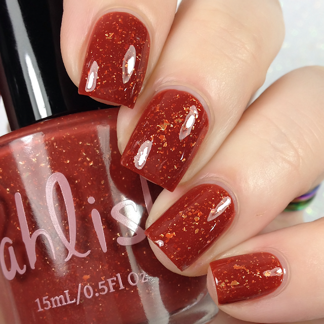 Pahlish-Tiny Ginger Snaps