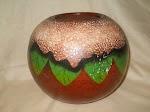 Vas Bulat Telur Antik Dan Unik