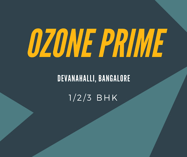 Ozone Prime Devanahalli