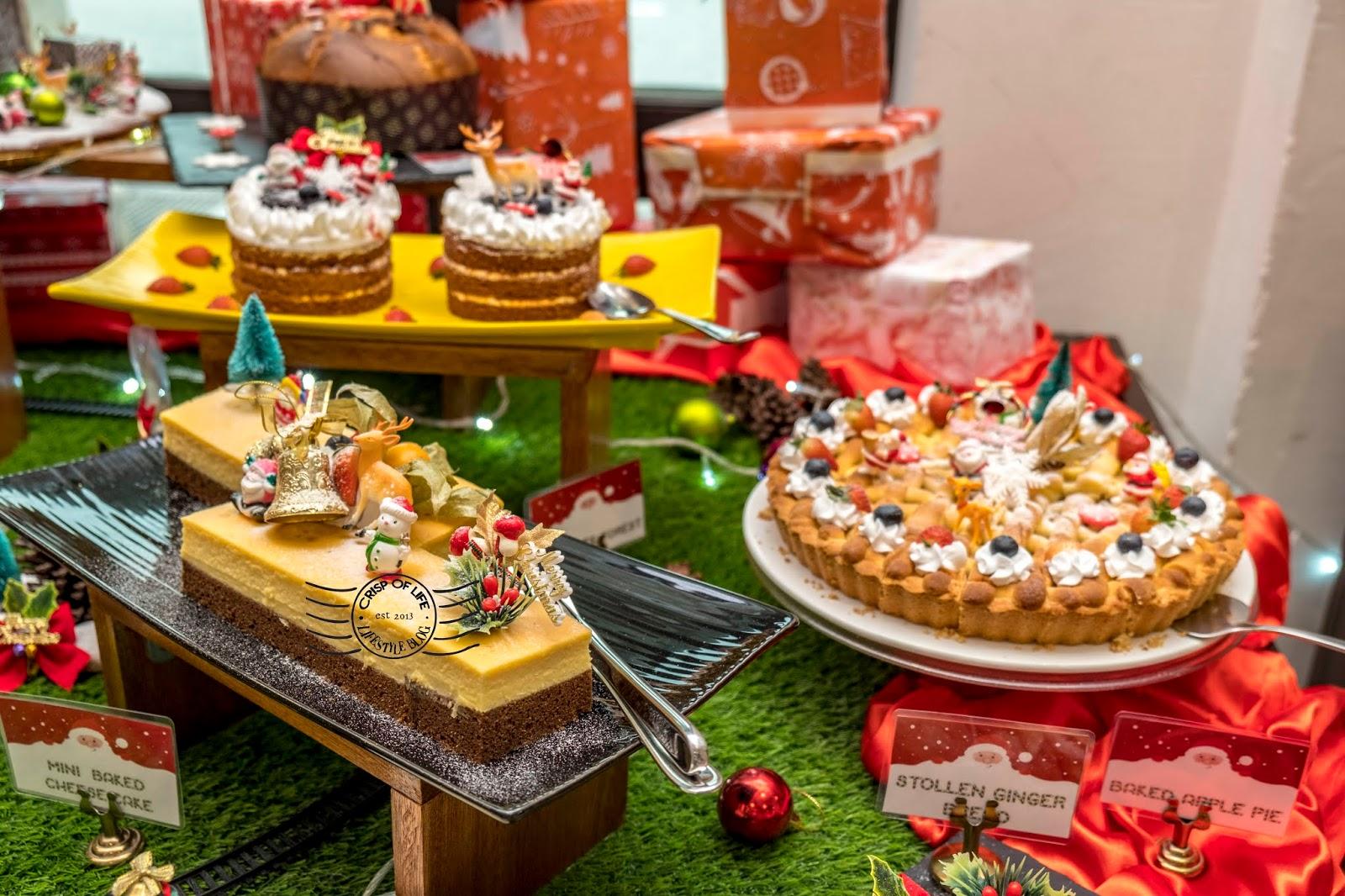Christmas Eve Buffet Dinner and New Year Fare 2019 at Royale Chulan Penang