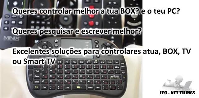 Comandos BOX