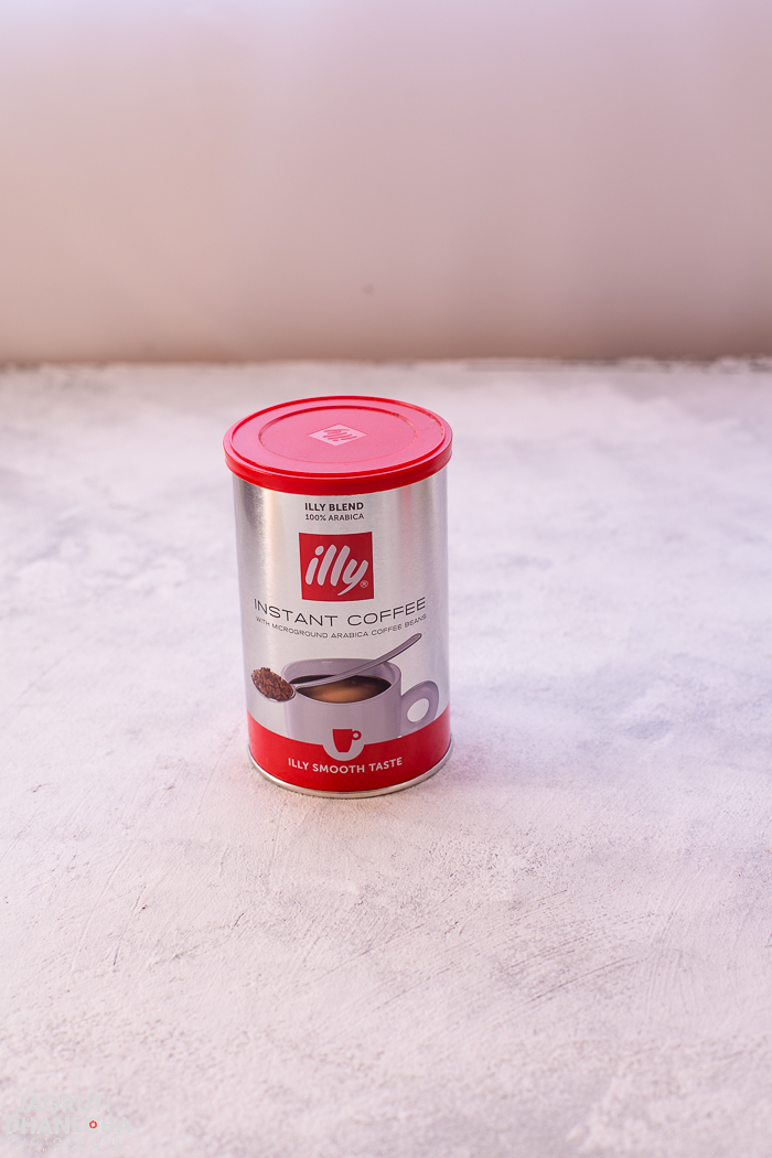 Illy instant coffee
