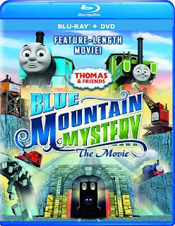 Thomas y sus Amigos: El Misterio de la Montaña Azul [BD25] *Con Audio Latino