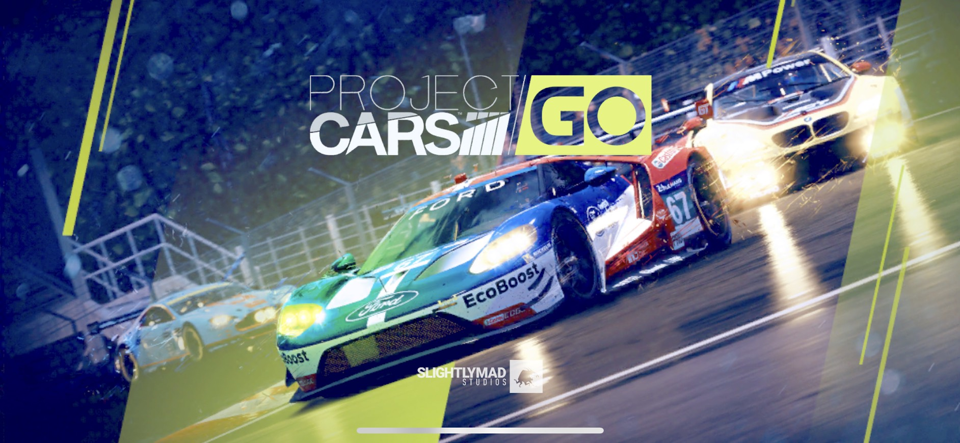 Mobile Project Cars Go will be released worldwide on March 23