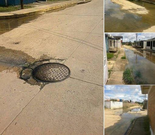 APURE: Entre aguas servidas, penumbras y tardanza del Clap habitan los vecinos de las Maravillas en San Fernando.