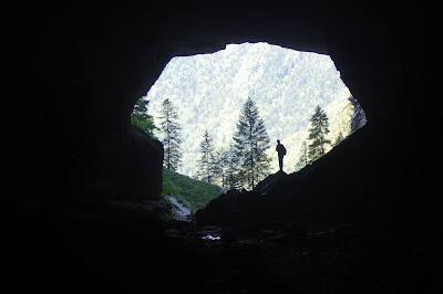 Boca de la Grotte du Guiers Vif