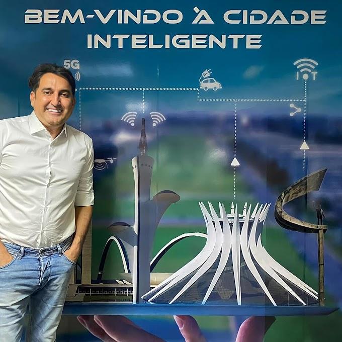 """Tecnologia: Gilvan Máximo entregará título para  """"Parceiros da Ciência e Tecnologia"""""""