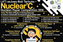 Nucleon Paper Competition 2018