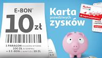 Promocje karty Skarbonka
