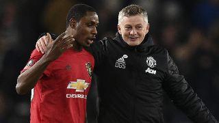 Solksjaer expresses Man United concern despite spanking Aston Villa 3-0