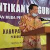 Rp 50 Juta Bakal Diberikan Oleh Gandung Pardiman Bagi Yang Tangkap Pelaku Money Politics