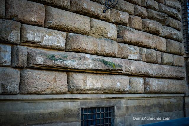 Palazzo Pitti Dom z Kamienia