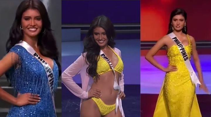 Rabiya Mateo at the Miss Universe 2020