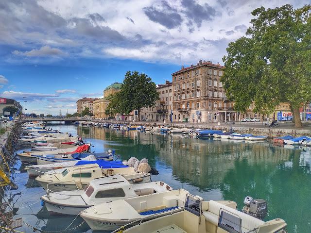 Rijeka Chorwacja czy warto zwiedzić miasto?