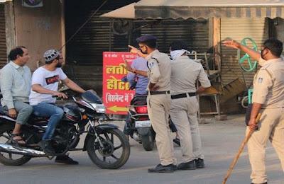 Jhabua News- लॉकडाउन का उल्लंघन करने वालों पर सख्त कार्यवाही के निर्देश- Jhabua Samachar
