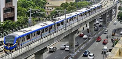 Chennai metro project taken by the Japan metro organisation