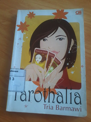 review buku tria barmawi buku tarothalia