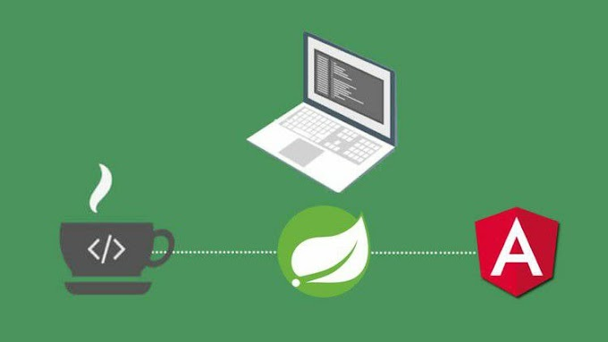Master Spring & Angular Material with a full web application [Free Online Course] - TechCracked