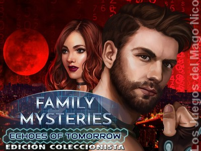 FAMILY MYSTERIES: ECHOES OF TOMORROW - Guía del juego y vídeo guía 6