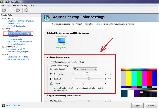 Cara Mengatur Kecerahan Layar Komputer Work 100% All Windows