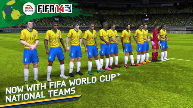 FIFA 14 Mod Apk v1.3.6