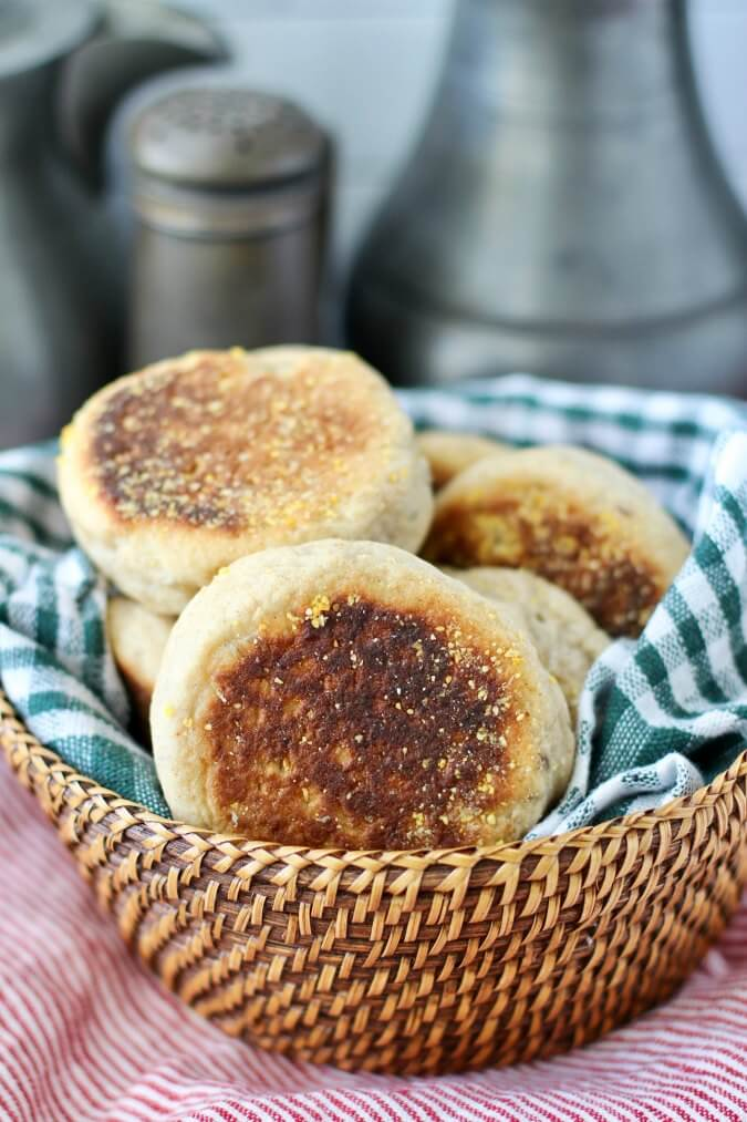 Deli Rye English Muffins