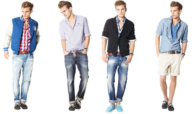 Men S Fashion Clothing Basic Tips For Daily Look Clarastyle