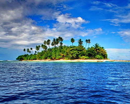 Tinuku.com Travel Kakara island paradise of snorkeling and diving in Hibualamo land as string of pearls Tobelo islands