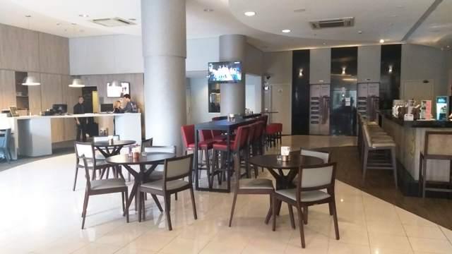 Lobby do Mercure São José dos Campos Hotel