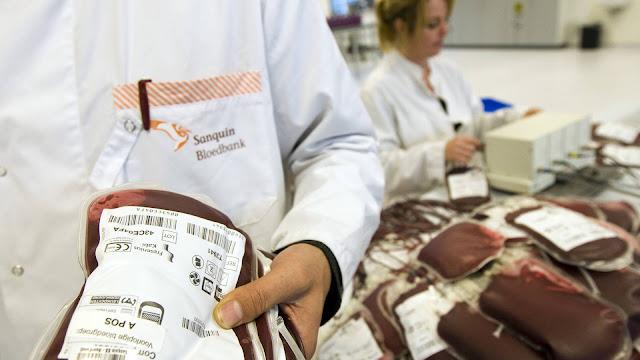 """انطلاق تجارب علاج كورونا بـ """"بلازما الدم"""" في هولندا"""
