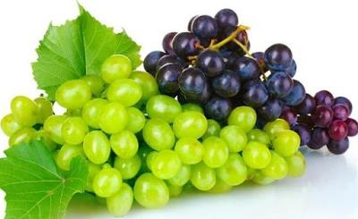 Manfaat Buah Anggur Untuk KesehatanTubuh dan Kecantikan