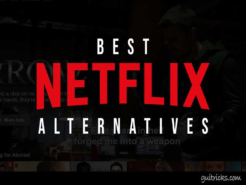 Netflix Alternatives You Should Consider